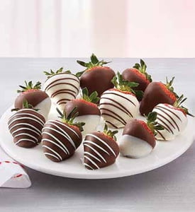 Berrylicious Dipped Strawberries